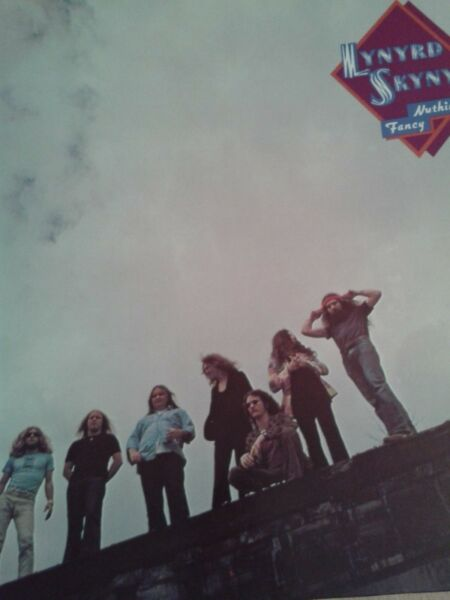 Lynyrd Skynyrd - Nuthin' Fancy,75, lp