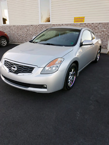 Nissan Altima Coupe 3.5SE
