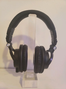 Wired audio technica m50x