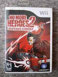 Jeu No More Heroes 2 Desperate Struggle pour Wii