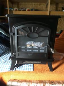 Petit foyer électrique