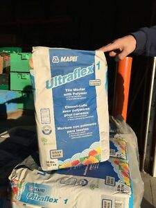 Mapei Ultraflex 1 Tile Mortar
