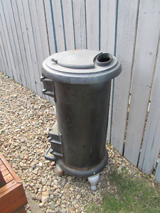 Moving Sale  - Antique wood stove