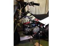 Pitbike 140 Welsh pit bike