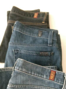 7 for All Mankind Jeans and other more