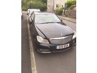 Mercedes Benz C200 Estate blue efficiency Elegance 11plate