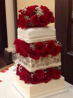 Beautiful Wedding & Specialty Cakes for All Occasions