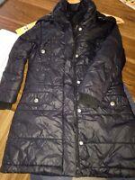 Manteau d'hiver ou mi-saison de marque DKNY pour fille 4ans