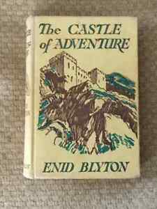 The. Castle of Adventure by Enid  Blyton