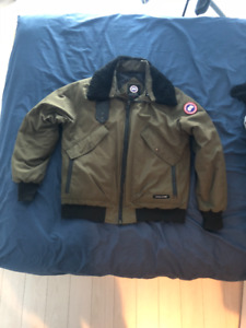 CANADA GOOSE BROMLEY BOMBER JACKET - 2018