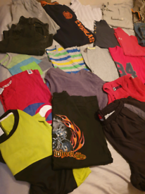Bundle of boys clothes 13-14 Years