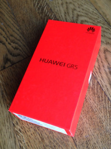 HUAWEI GR5 Space Gray Cell Phone Unlocked