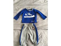 3-6 months boys converse outfit
