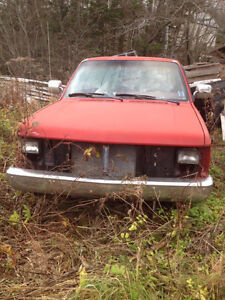 Truck for sale for Parts