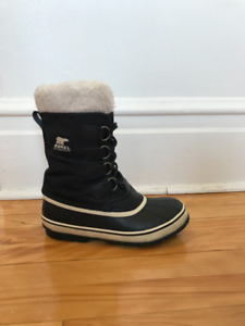 URGENT : Bottes Sorel Winter Carnival