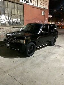 Range Rover autobiography supercharged