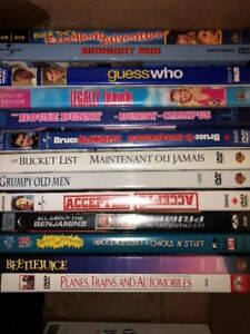 DVD Movies 100s to Choose