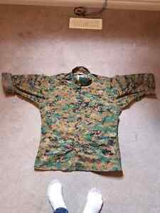 Marpat camouflage for Airsoft or paintball