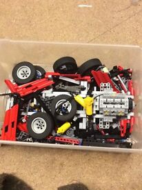 Vintage lego technic (good condition) £30 collection coventry
