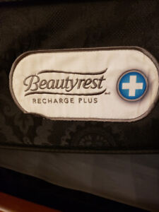 King size Beautyrest Recharge Plus - mattress only