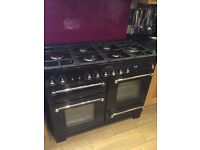 Rangemaster KITCHENER LPG GAS 6 Hob 2 oven Seperate grill + hood *PRICE REDUCED*