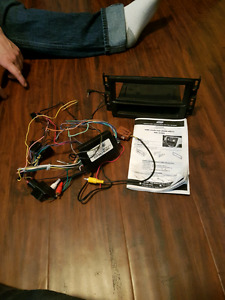 09-up  gm deck OnStar bypass wirering kit