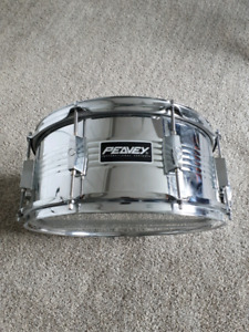 Peavy Snare Drum and Stand