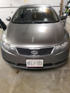 2011 Kia Forte 5Dr EX Price is firm.