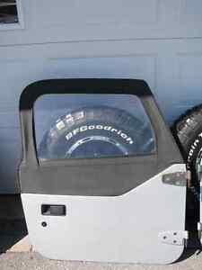 Demi-Portes complètes pour Jeep TJ 1997-2006 (paire)