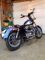 Classic harley sportster for sale