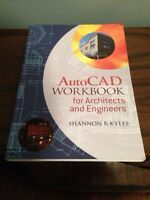 AutoCAD Workbook for Architects and Engineers **NEW PRICE**
