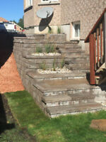 Interlocking, Retaining Walls & Masonry
