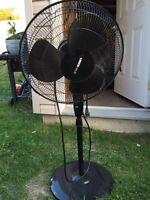 Ventilateur / fan