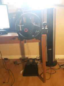 Logitech gaming wheel