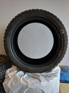 USED WINTER TIRES - 20 INCH SIZES - 1 SET