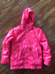 Girls Under Armour Cold Gear Infrared Jacket