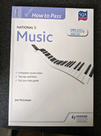How to pass National 5 Music