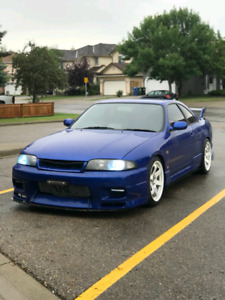R33 SKYLINE FULLY BUILT 500+HP MONSTER! NEW PICS