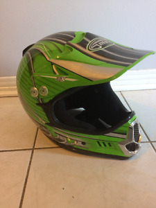 Gmax ATV/Motocross/Snowmobile Helmet - Large