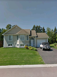 Beautifull 4 bedroom house for sale in Shediac