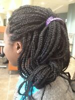Professional braids, weaves & wigs!