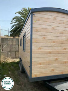 New Goldstar RV Tiny Home /Portable Home   All Abroad 20 Ft Available in Light and Dark Wood   2021 Berkeley Vale Wyong Area Preview