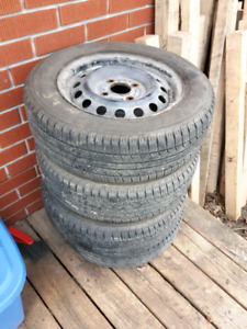Rims and Tires for Sale!