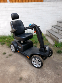 #DELIVERED 8mph Pride Electromotion mobility scooter