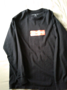This is not supreme Coca Cola long sleeve shirt (Aarons world)