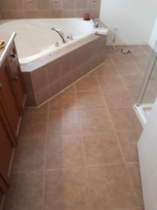 Ceramic Tile Installation | Services in Kitchener / Waterloo ...