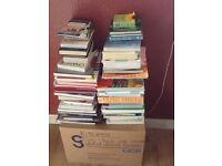 Load of books