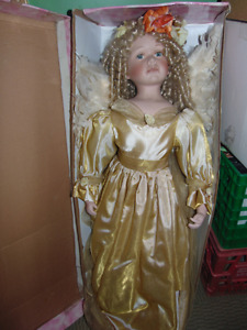 Large Angel Doll
