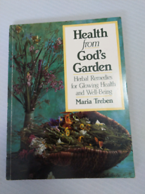 Health from God's Garden : Paperback Book