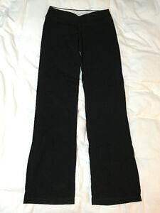 Brand New Fake Lululemon Groove Pants (Reversible)